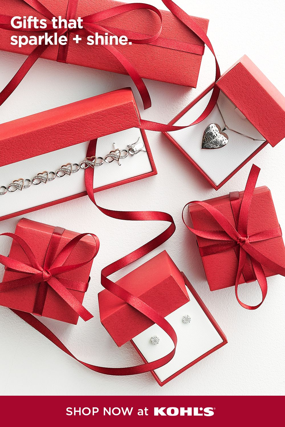 Get Luxe Jewelry From Kohl S Looking For An Unforgettable Gift It S Easier Than Ever To Make The Holi Unforgettable Gift Gifts Christmas Decorations For Kids