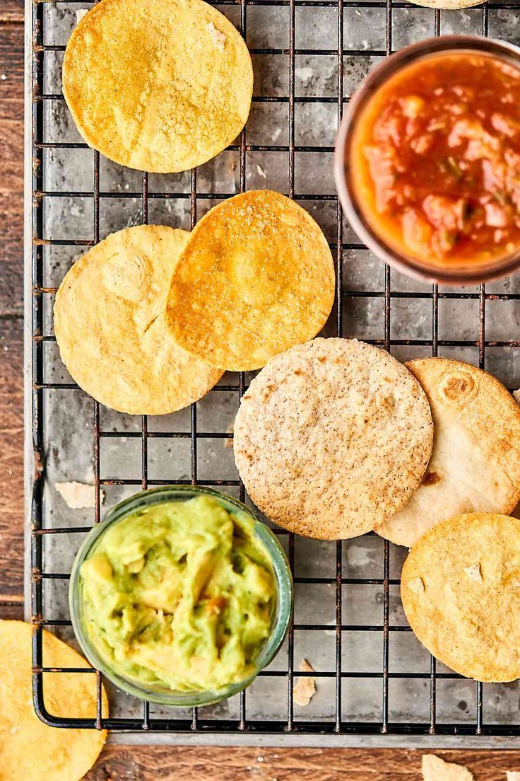 Air fryer tortilla chips recipe healthy low carb