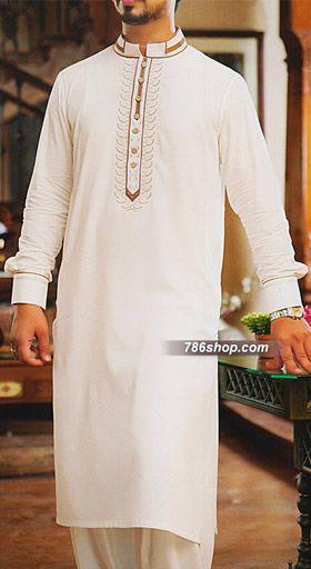 e68dc52000 Off-white Shalwar Kameez Suit | Buy Pakistani Designer Fashion Dress ...