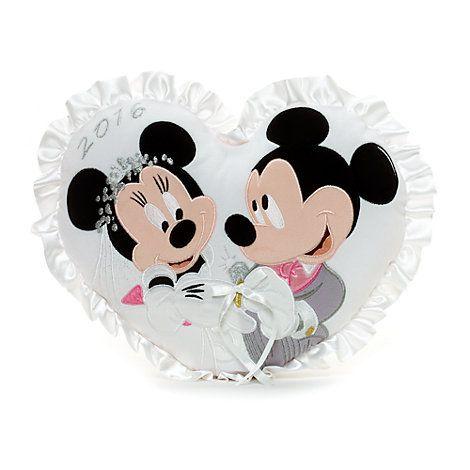 Cuscino Topolino e Minni collezione Nozze | Matrimonio di topolino