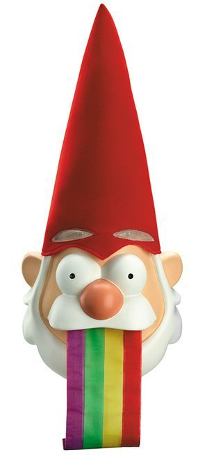 8bf020a35 Gravity Falls Barfing Gnome Costume Mask & Hat | Products | Gravity ...