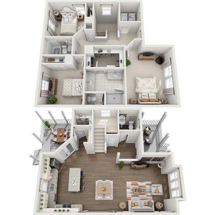 Unbenannt Apartmentfloorplans Unbenannt Apartmentfloorplans Unbenannt In 2020 Sims House Plans Sims House Design House Layout Plans