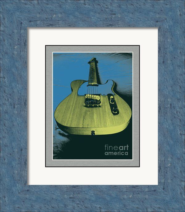 Bright Sounds Framed Print By Eric Rasmussen