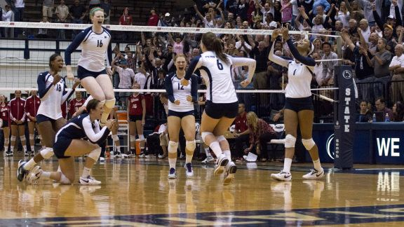 Penn State Official Athletic Site Women S Volleyball Women Volleyball Penn State Volleyball Volleyball Mom