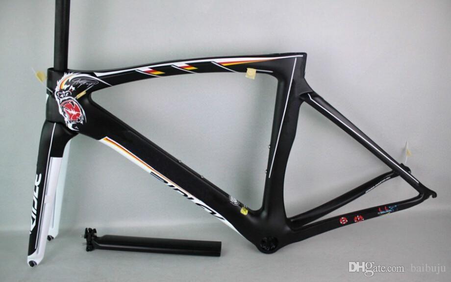 Wholesale- Carbon Road Frames Bicycle Frames Carbon Road Bicicleta ...