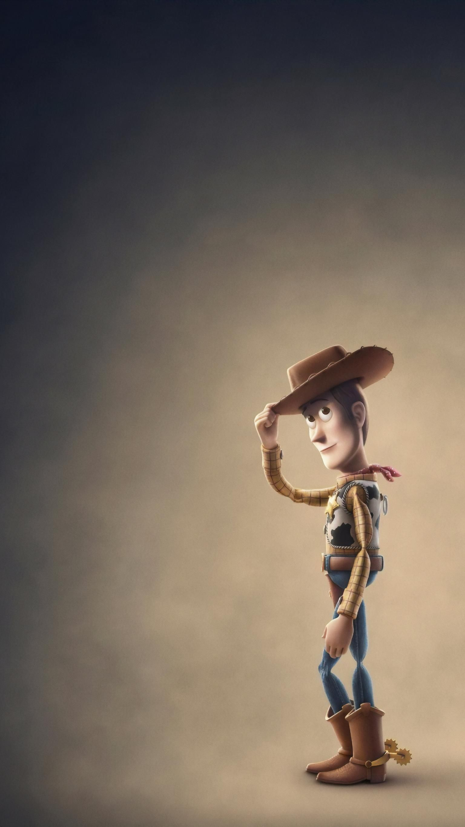 Toy Story 4 (2019) Phone Wallpaper in 2020 Toy story