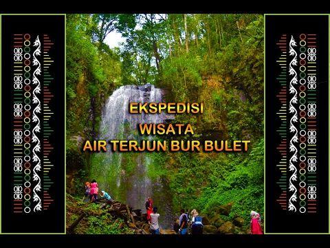 Air Terjun Bur Bulet Keindahan Alam Tersembunyi Di Aceh Aceh Air Aceh Painting
