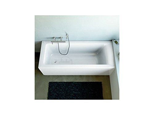 ideal standard e019501 connect baignoire rectangulaire 150 x 70 blanc amazon fr bricolage