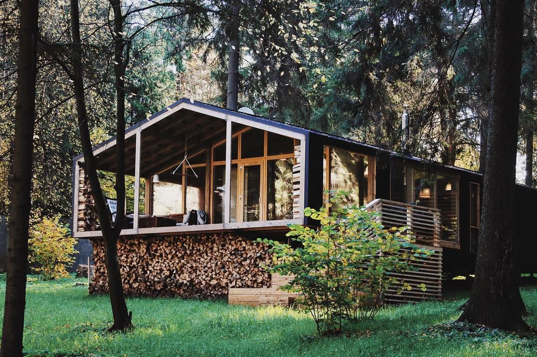 Fabprefab dubldom #bioarchitects #modularhome #modularhouse #modular #prefab