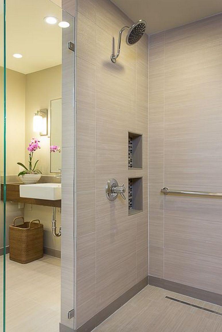 80 Small Bathroom Ideas For The Right Handicap Salle De Bain Design Amenagement Interieur Maison Petite Salle De Bain