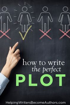 How to Write the Perfect Plot (in 2 Easy Steps) -
