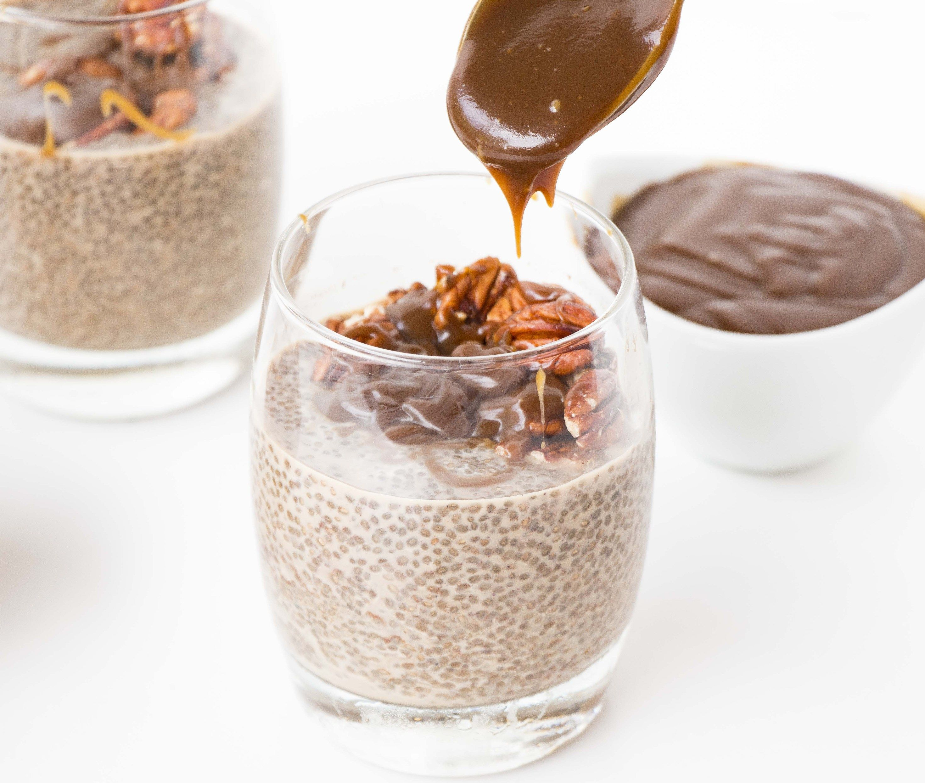 Chia Pudding, Healthy
