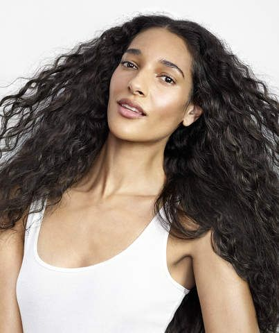 The Foolproof Way to Air-Dry Your Hair   Save time and energy in the a.m. with these pro tricks for getting a heat-free style that maximizes your natural texture.