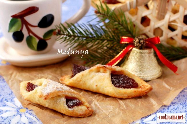Kolaczki - польське різдвяне печиво / Печиво / Кукорама — смачні рецепти!