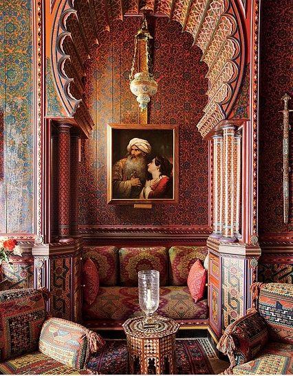 Morocco Moroccan Interiors Moroccan Design