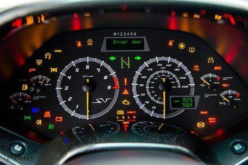 Fast Awd Cars >> Murcielago SV Speedometer ♥ | Ferrari vs Lamborghini ...