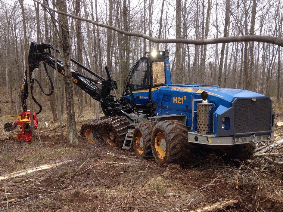 Logging Equipment For Sale - Pioneer Equipment Company