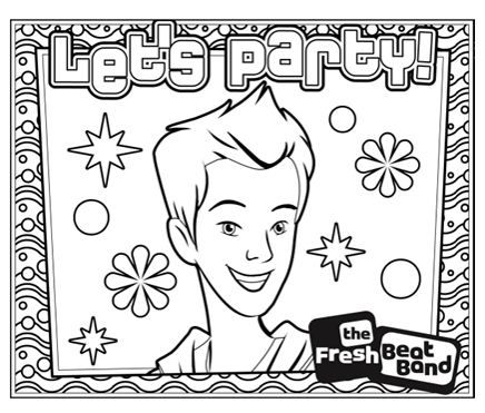 fresh coloring pages - photo#30