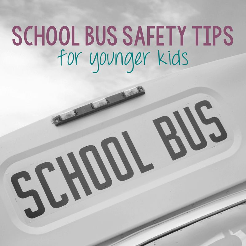 Make sure your child is having a safe trip! Check out
