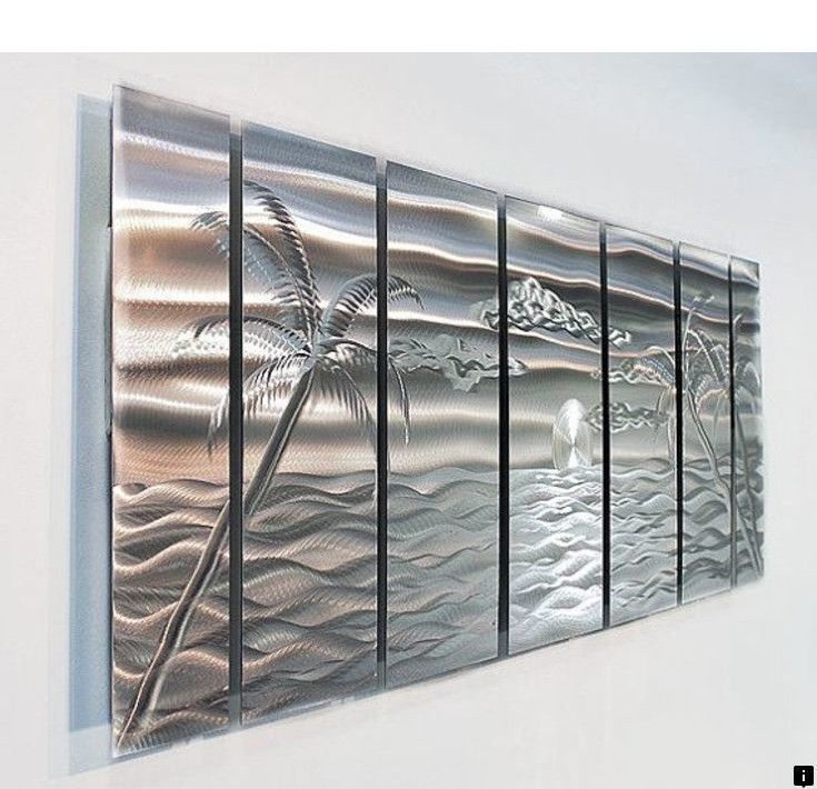 Looking At Our Website Is Time Well Spent Read More About Wall Sculptures Please Click Here To Re Beach Wall Art Decor Metal Wall Art Tropical Metal Wall Art