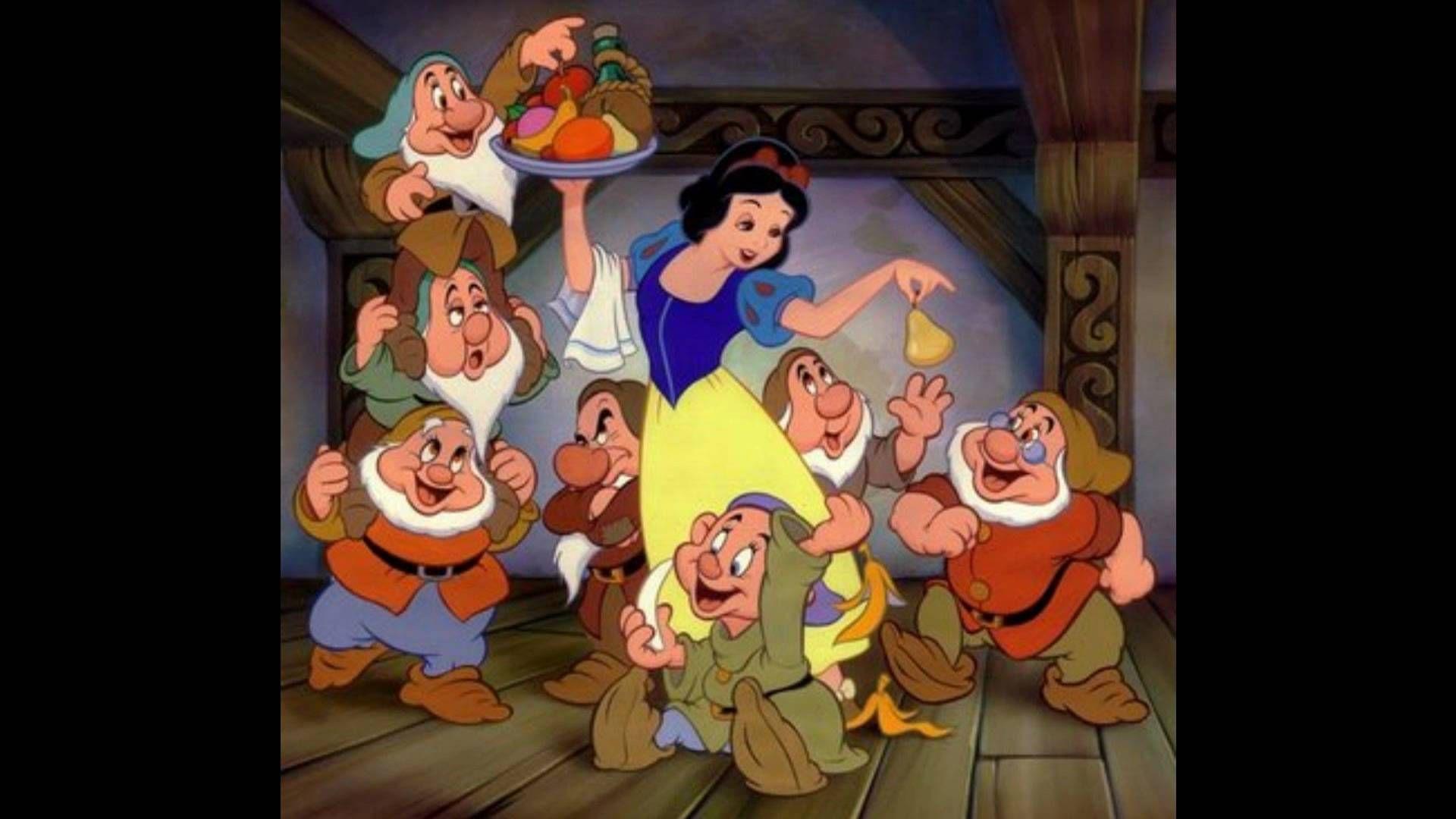 Blanca Nieves Y Los Siete Enanitos Snow White Cartoon Disney Art Disney Princesses And Princes