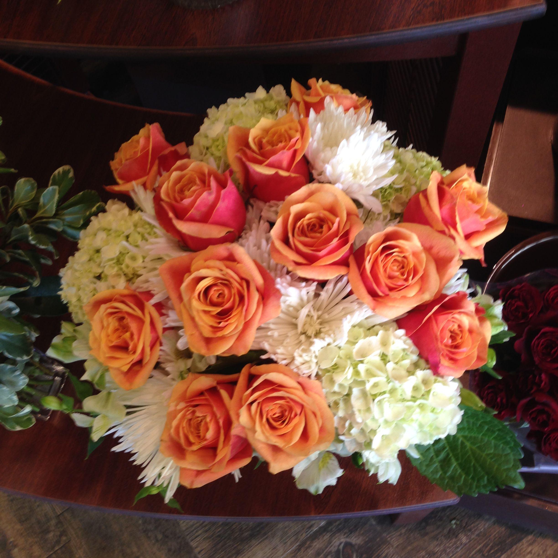 Safeway bouquet top angle Wedding Flowers Pinterest Weddings