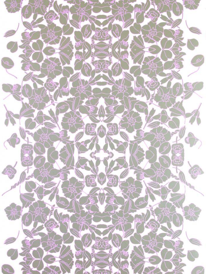 Verdant Vine, Flavor Paper Wallpaper, Vine design, Vines