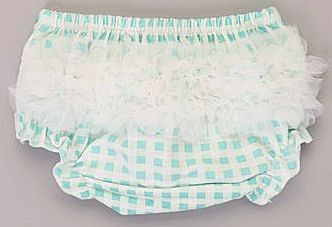 How cute are these & great price at $11.99! Infant Diaper Covers Aqua & White Gingham Ruffle Baby Bloomers 6 to12 mos. http://www.bonanza.com/listings/Infant-Diaper-Covers-Aqua-White-Gingham-Ruffle-Baby-Bloomers-6-to12-mos-/154832201