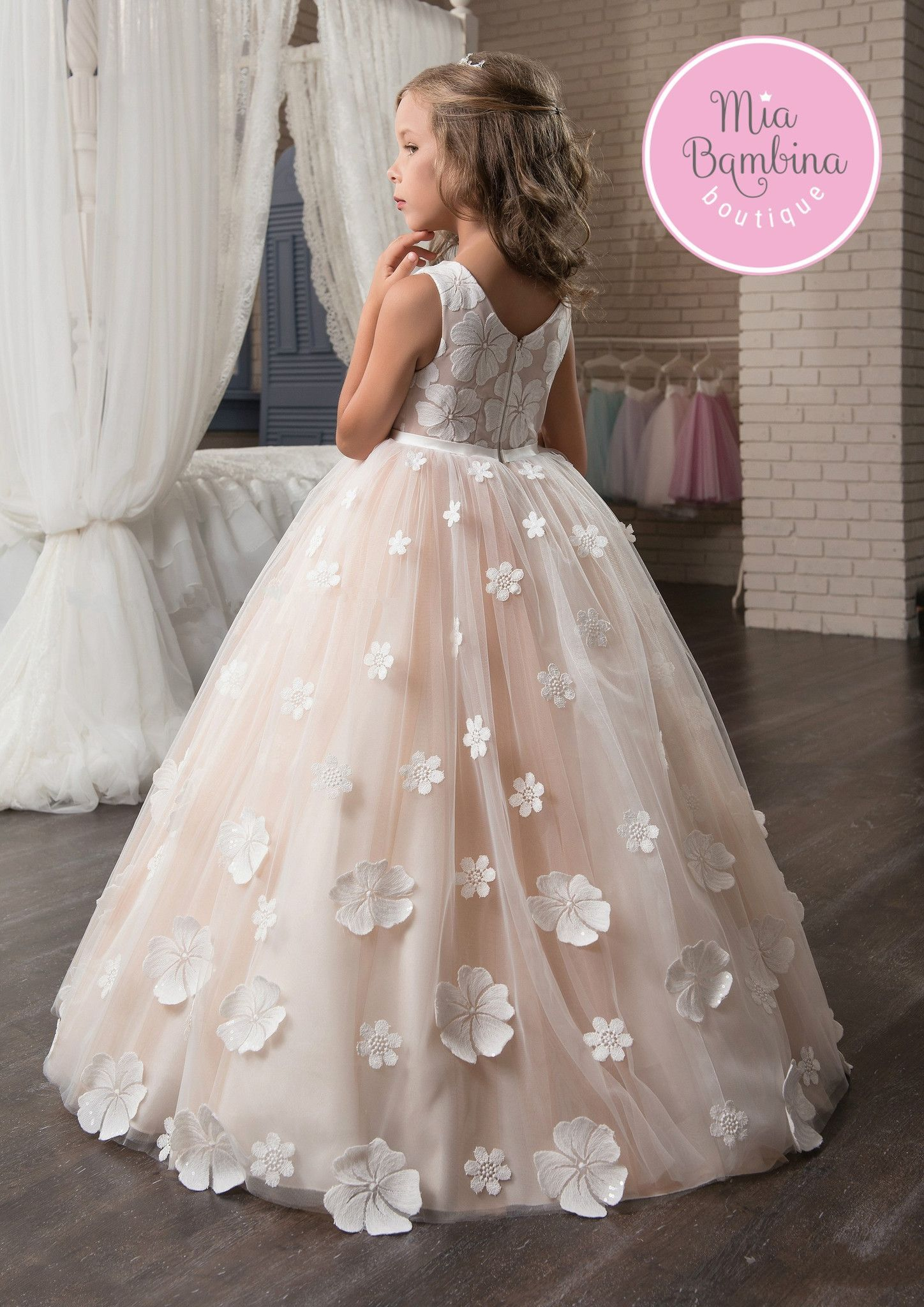 Oakland wedding pinterest dresses junior bridesmaid dresses the oakland junior bridesmaid dress is a sleeveless a line silhouette flower girl dress embellished with beaded floral appliques izmirmasajfo