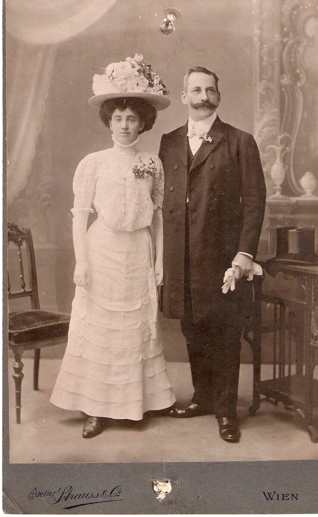 Old Wedding Photos