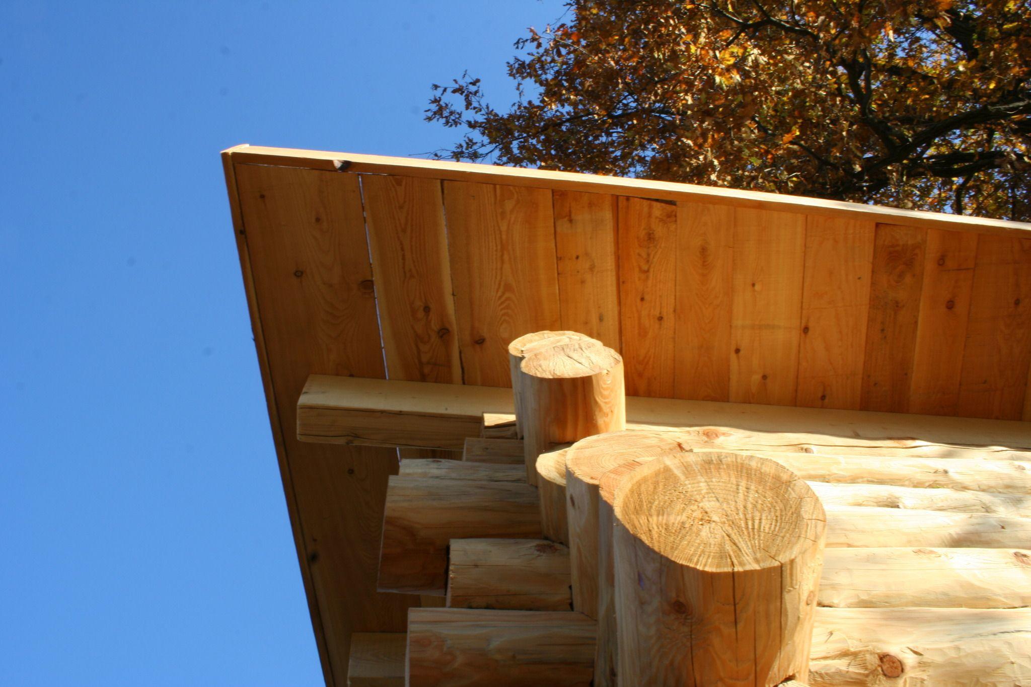 sauna in tronchi LOG SAUNA - Wworks