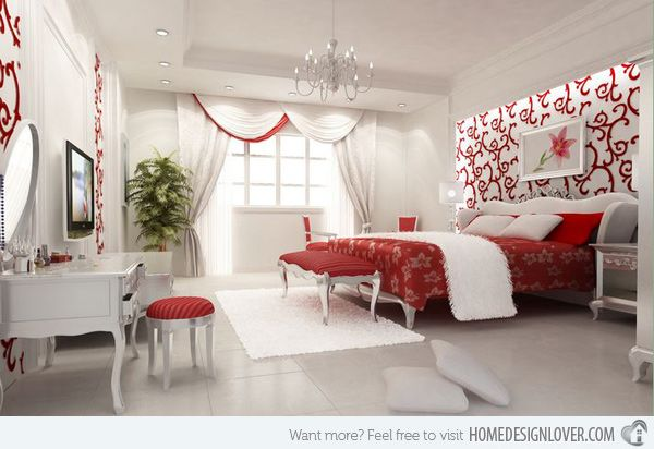 24 best images about Decor ideas on Pinterest   Brown bedding, Red ...
