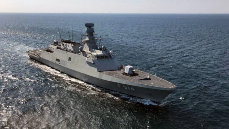Turkish Navy Receives Fourth And Last Milgem Corvette Naval Warship Navy