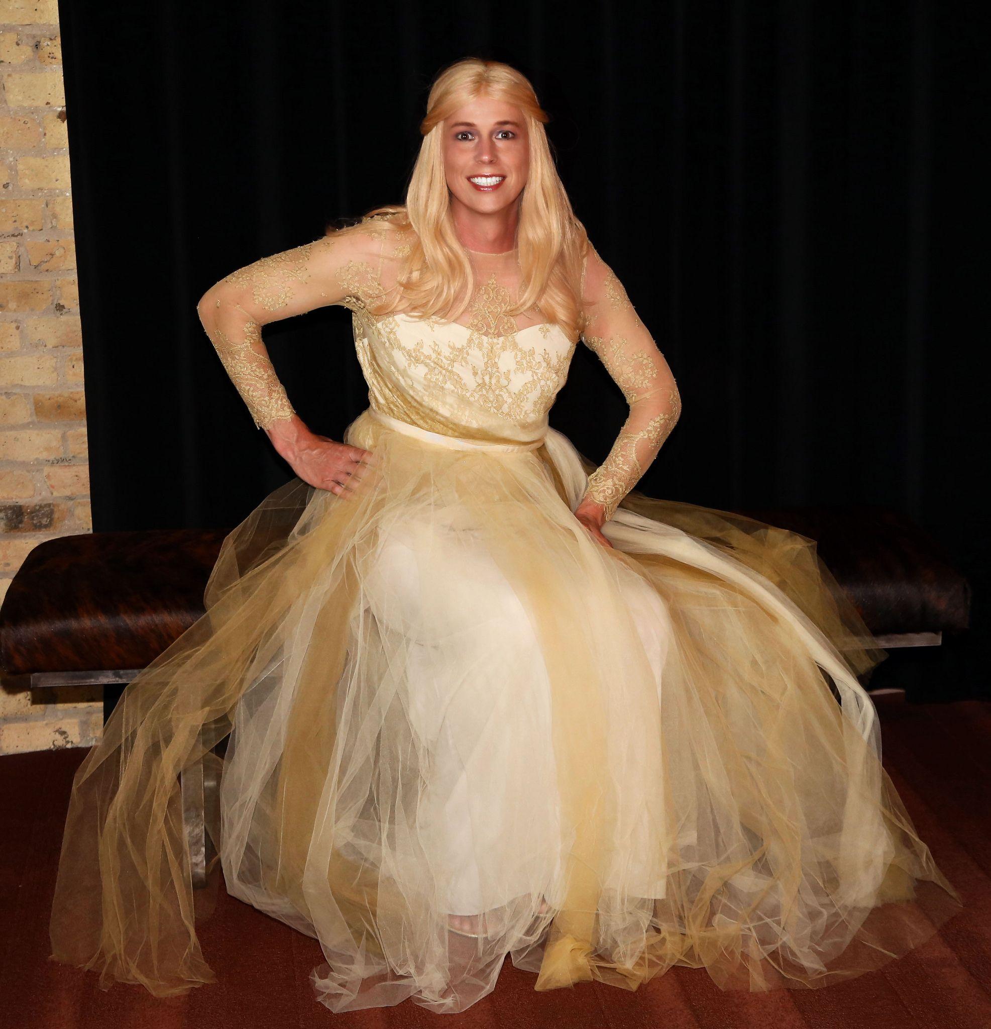 Crossdresser Bride