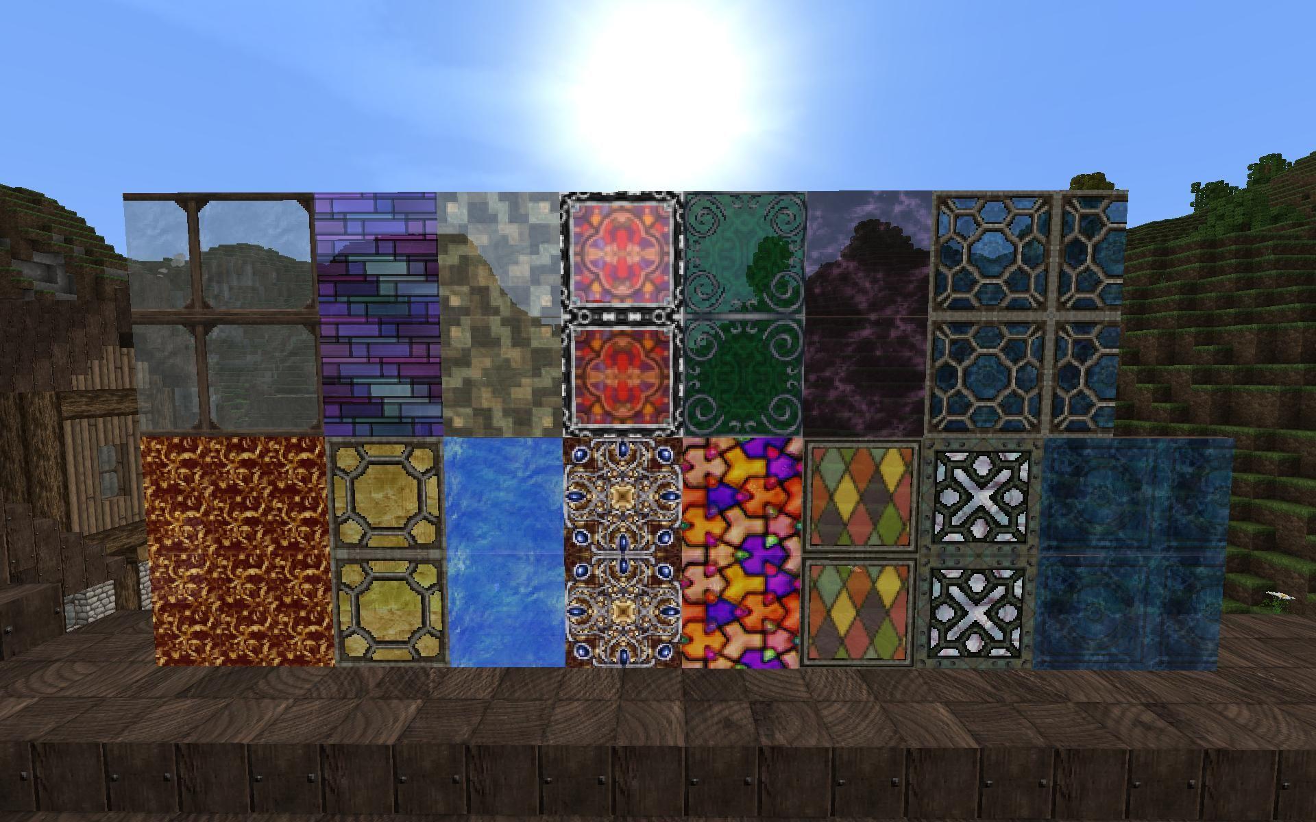 Minecraft 1 6 1 Medieval / Fantasy texture pack (remix