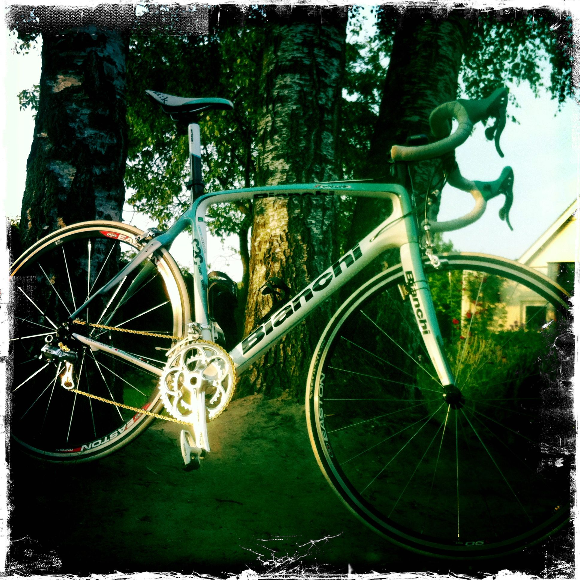 Bianchi Infinito from one of our readers.