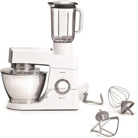 kenwood robot p tissier km350 chef classic electromenager pas cher mixer food processor. Black Bedroom Furniture Sets. Home Design Ideas