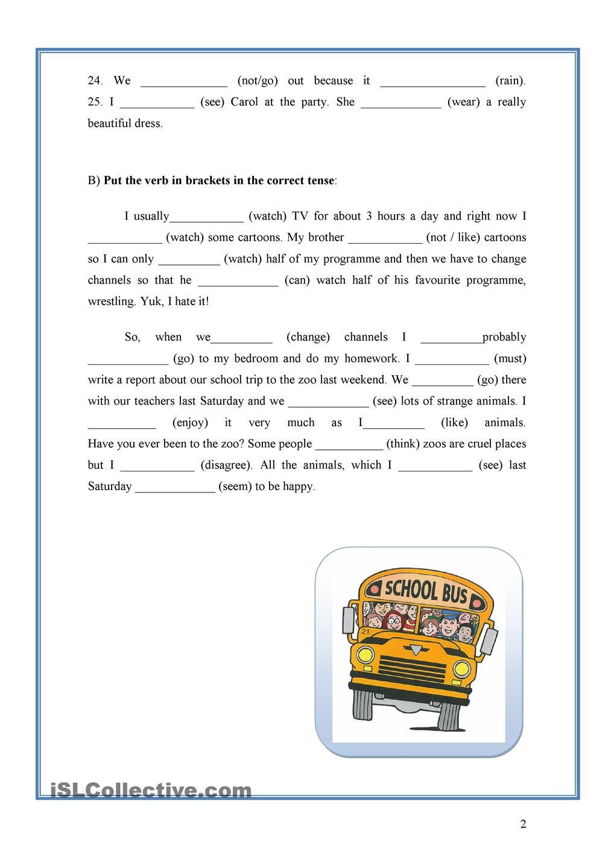 Worksheets Verb Tenses Worksheets mixed verb tenses esl pinterest worksheets and tenses