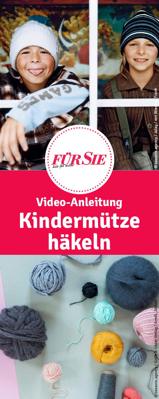 Kindermütze Häkeln Kinderkleidung Selbstgemacht Pinterest