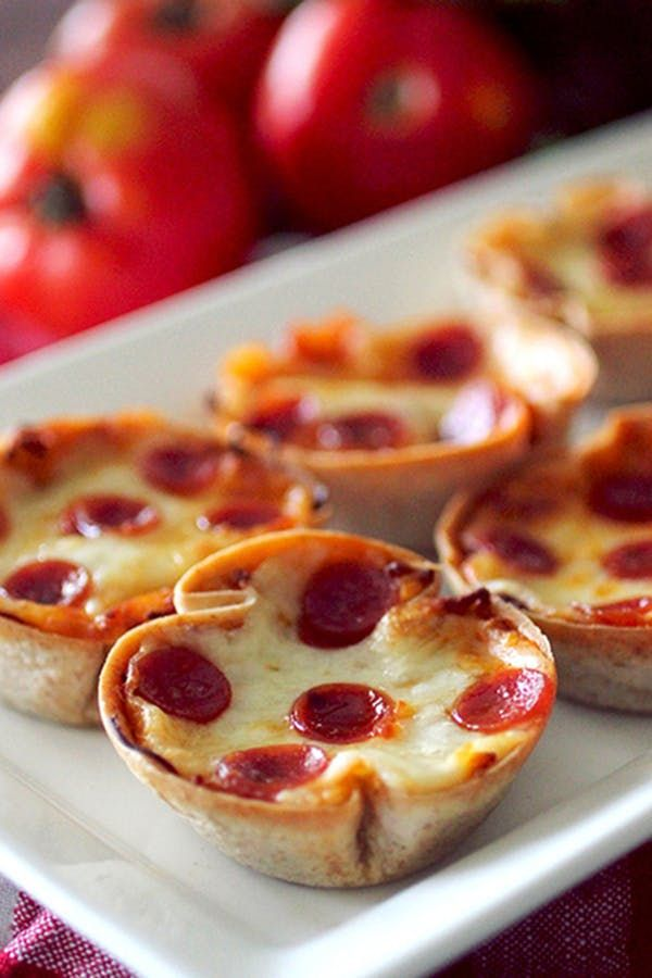 20 Quick and Easy Appetizers You Can Make in a Muffin Tin images