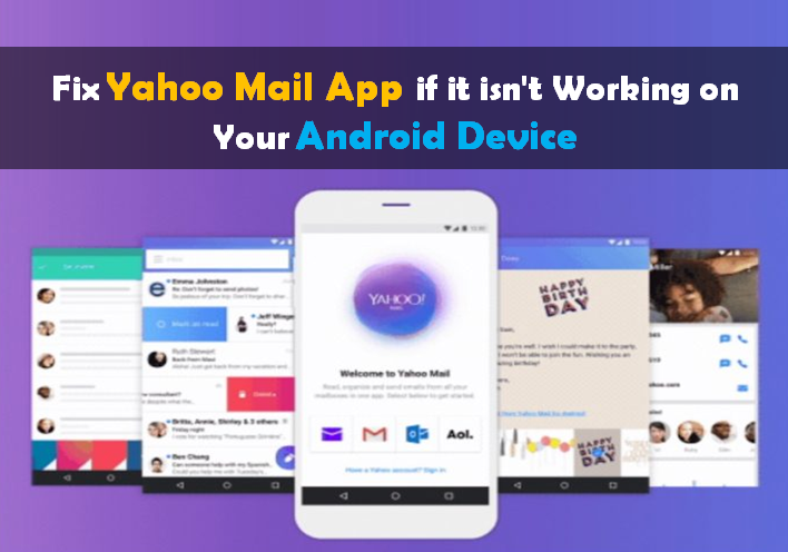 Fix Yahoo Mail App if it isn't Working on Your Android
