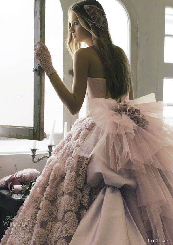 Jill Stuart Wedding Dresses — The Ninth Collection | Bridal Gowns ...