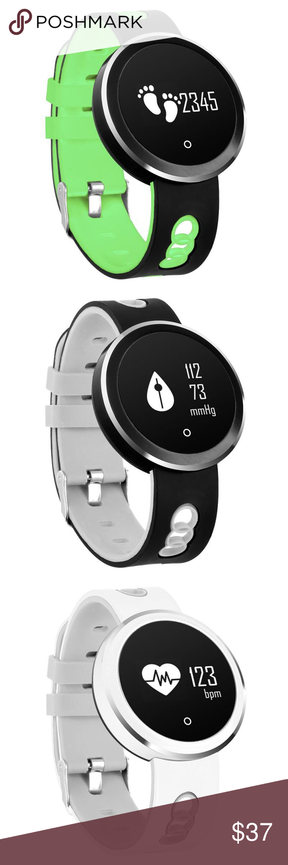 The Q7 Smartwatch On Sale for just $37 + Free Shipping! Features