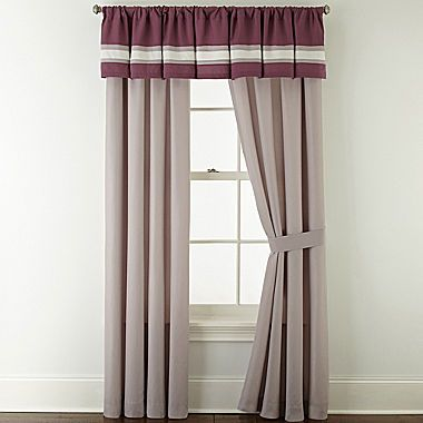Buy Home Expressions Melise 2 Pack Rod Pocket Curtain Panels Today At Jcpenneycom You Deserve Great