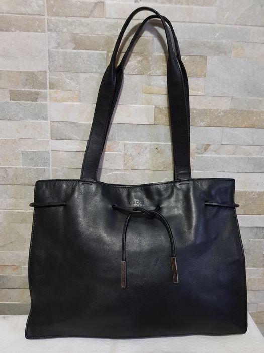 ee4ee56f70e Gucci - Tote tas Originele vintage Gucci tas met de uitvoering van de riem  zeldzame collector's