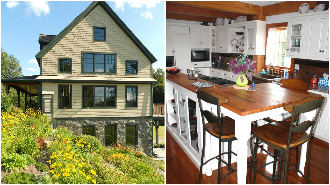 Swell Visit Our Model Home In Claremont Nh Discover The Beauty Download Free Architecture Designs Osuribritishbridgeorg