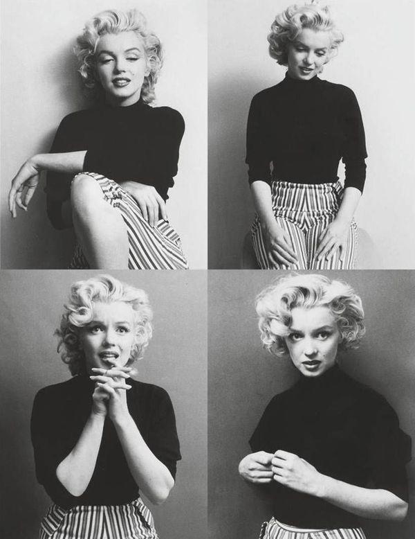 Imagem De Looks Por Chiara Em Marilyn Monroe Atrizes Divas