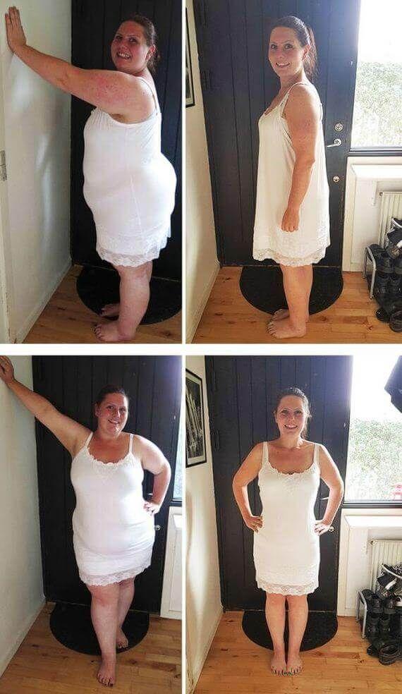 Истории похудения прикольно