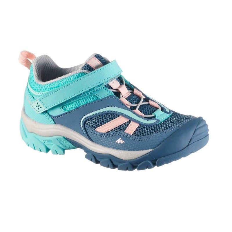 Niños Senderismo Montaña Azul Rosa Talla Zapatillas De Y Crossrock rdeCxWBo