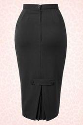 50s Joni Skirt in Black 50s Joni Skirt in Black